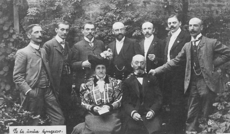 1. Esperanto-Weltkongress, Boulogne-sur-Mer 1905