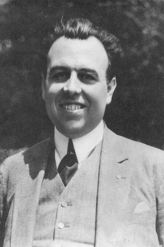 Edmond Privat, um 1925