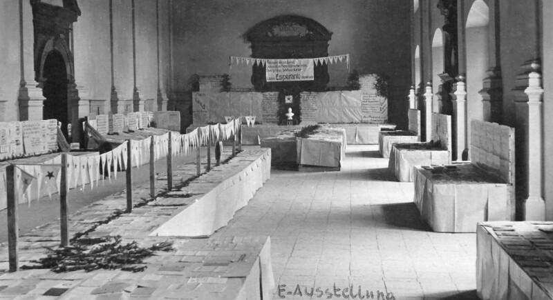 Esperanto-Ausstellung, Salzburg 1925