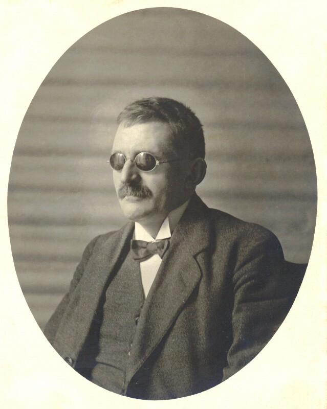 Harald Josias Eusebius Thilander, um 1925