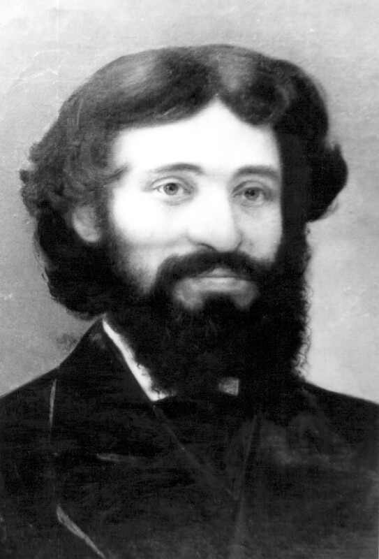Gabriel Bálint, um 1875