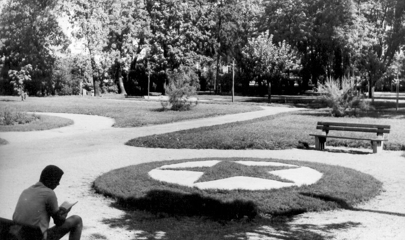 Esperanto-Park, Wiener Neustadt 1958