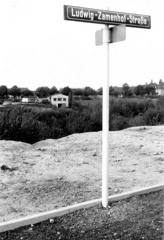 Ludwig-Zamenhof-Straße, Welper/Ruhr um 1955