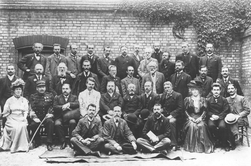 3. Esperanto-Weltkongress, Cambridge 1907