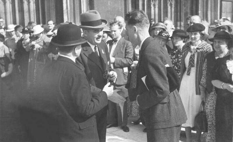 28. Esperanto-Weltkongress, Wien 1936