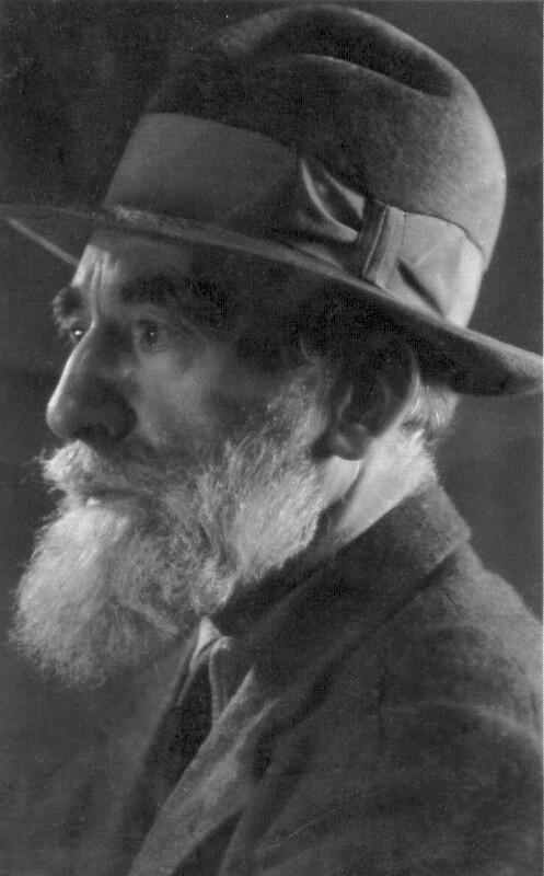 Eugene Adam, genannt Lanti, um 1945