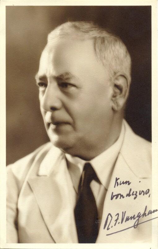 Rupert Falkland Vaughan, um 1955