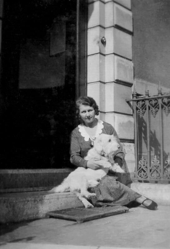 Alice Sergeant, Boulogne-sur-Mer 1931