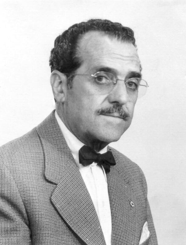 Manuel Fernández-Menéndez, Montevideo 1955