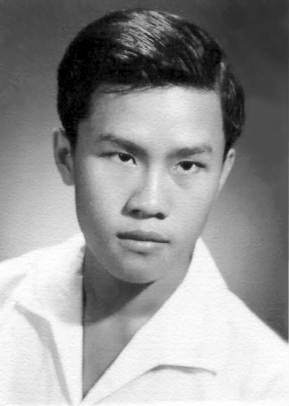Vu Van Thanh, Luang-Prabang 1959