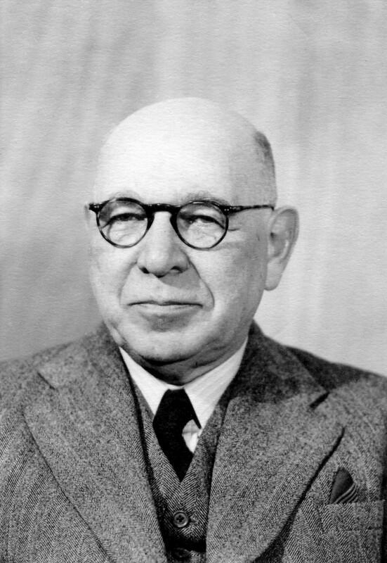 Siegfried Liebeck, Kapstadt um 1955