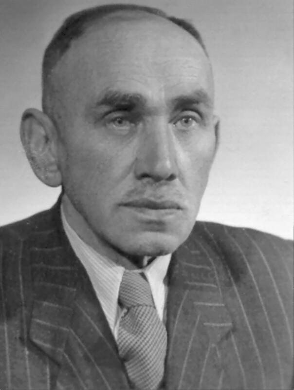 Stanislaw Karolczyk, Łódź um 1945