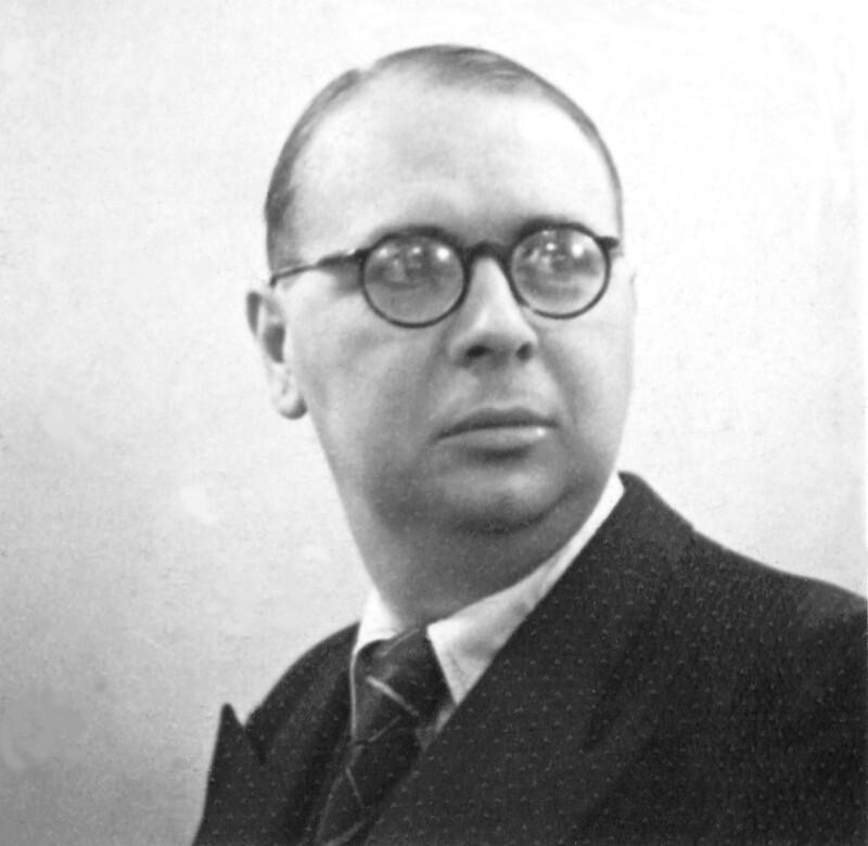 Gaston Waringhien, um 1930