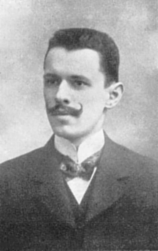 Eduard Kühnl, Prag um 1905