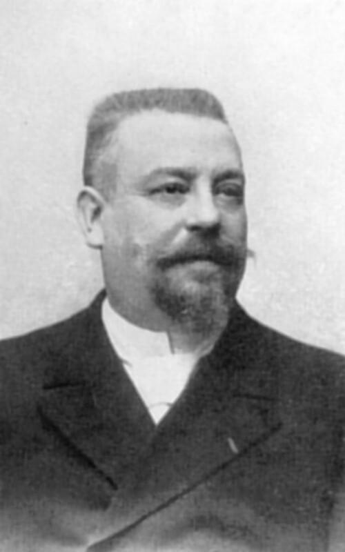 Emile Boirac, Dijon um 1905