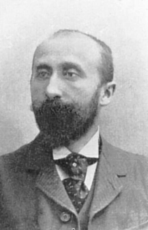 Carlo Bourlet, Paris um 1905