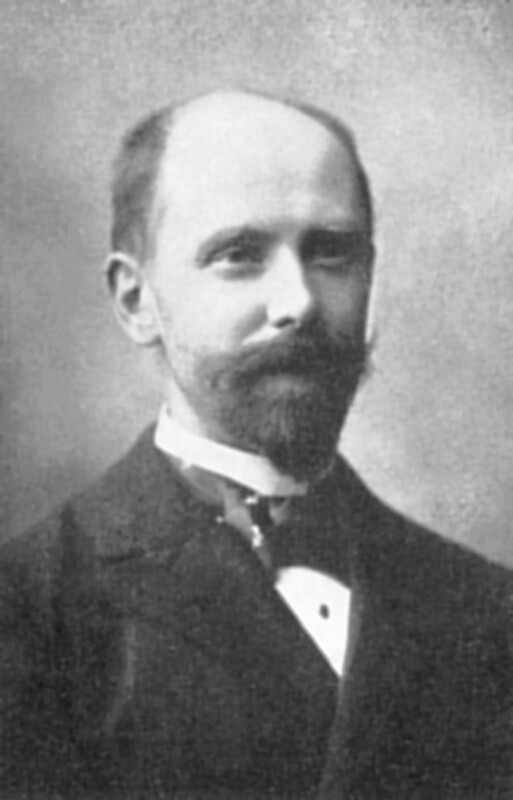 Albert Offret, Lyon um 1905