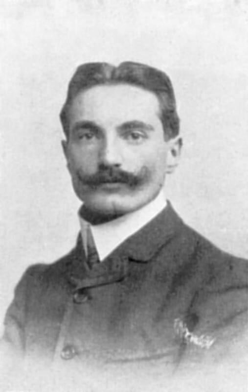 Gabriel Chavet, Neuilly um 1905