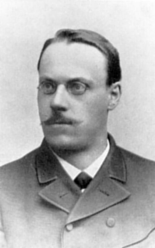 Adolf Schmidt, Potsdam um 1900