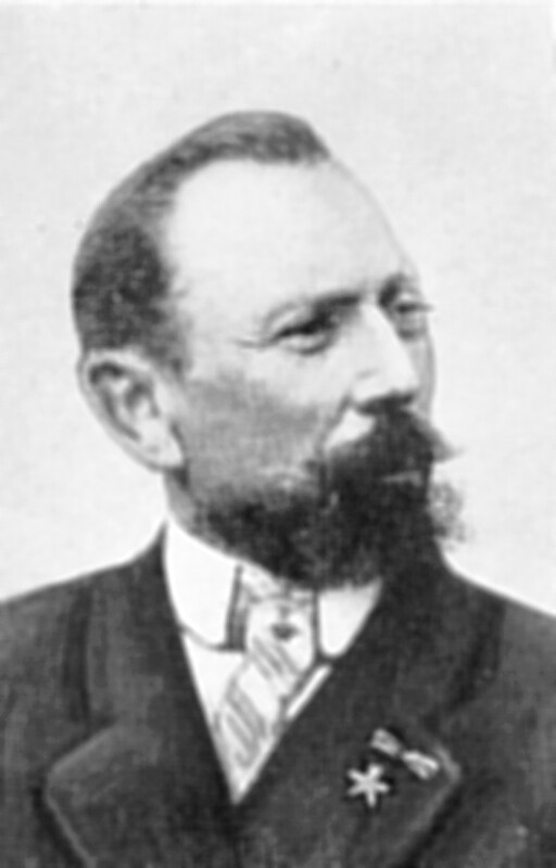 Albert Gallois, Riolunato um 1905