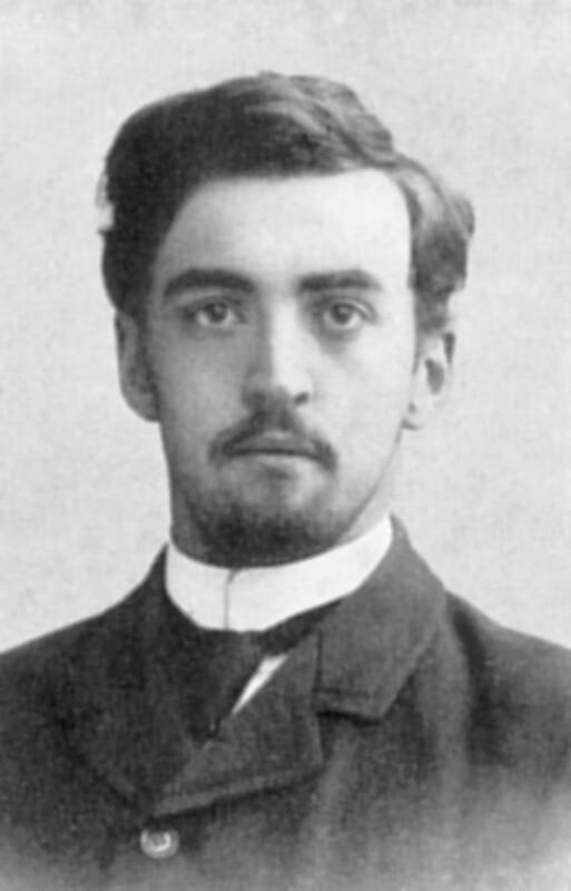 Hector Hodler, Genf um 1906