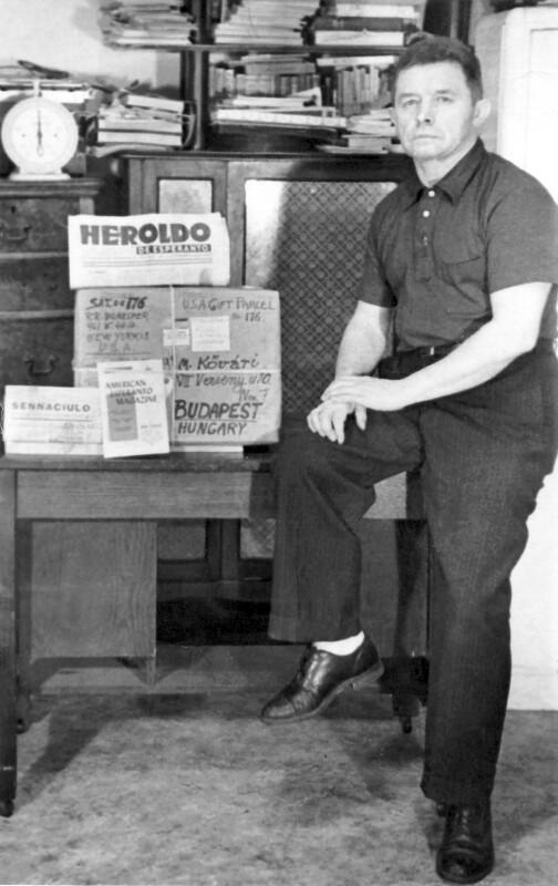 Ralph R. Bonesper, New York 1953