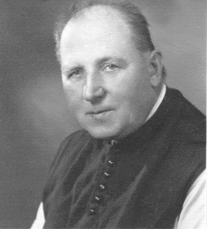 Raynald Schmalbaug, Zwettl um 1955