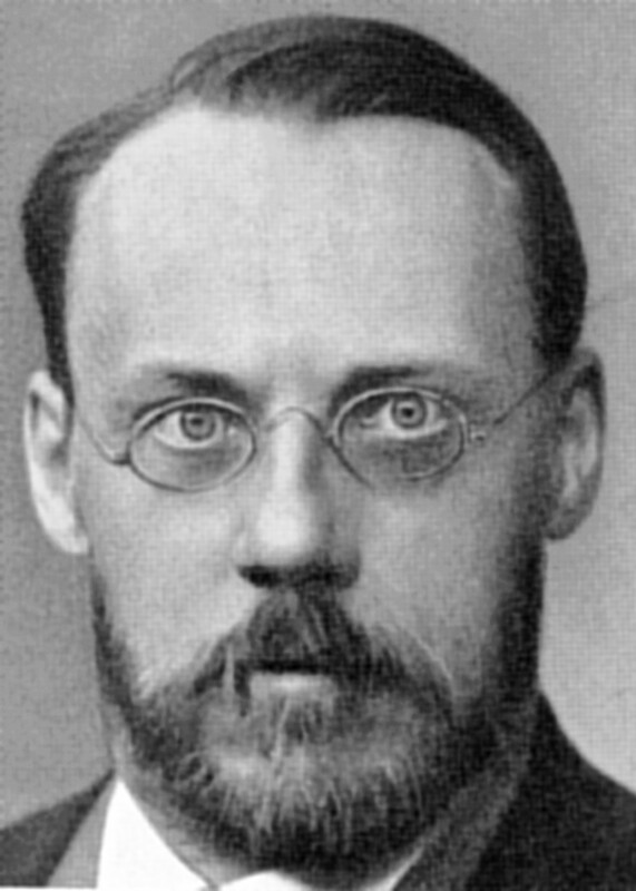 Adolf Schmidt, Gotha um 1910