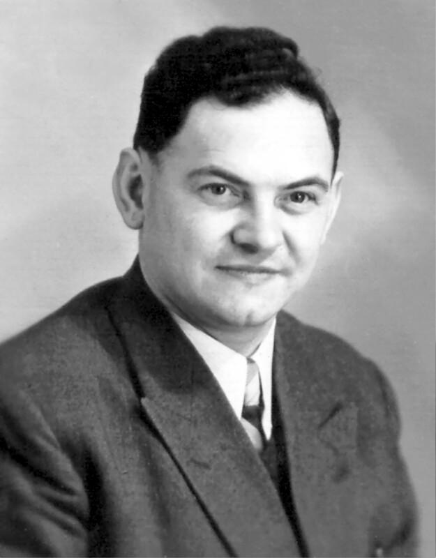 Edouard Schertzer, Lons-le-Sier um 1960