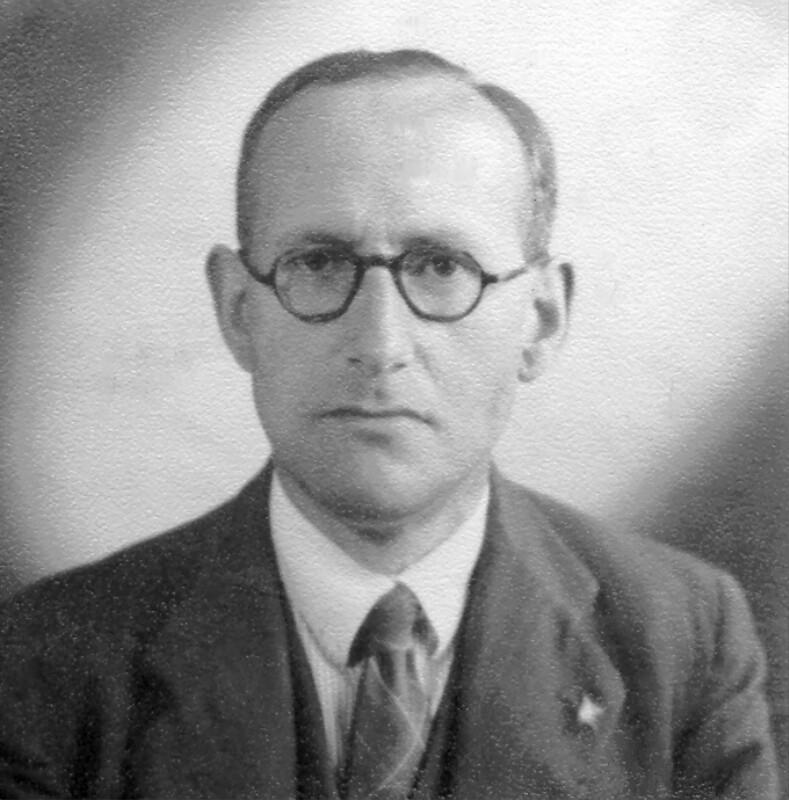 Douglas Bartlett Gregor, Northampton um 1955