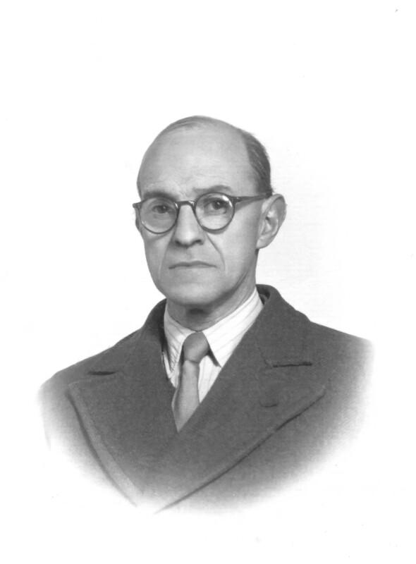 Aldo Ferdinando Schmuckher, Genua um 1945
