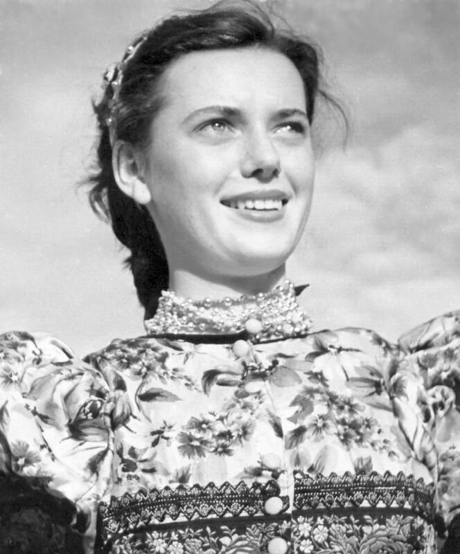 Irma Toth, um 1960