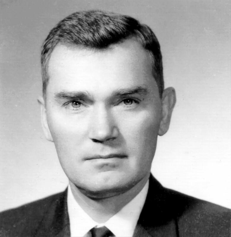 Dirk M. Brink, Hongkong um 1955