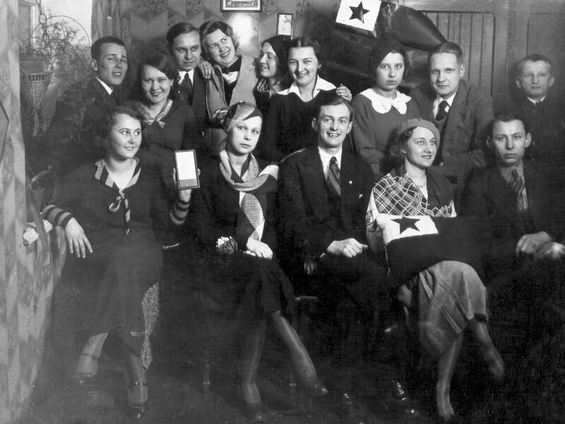 Esperanto-Kurs, Biala Podlaska 1933