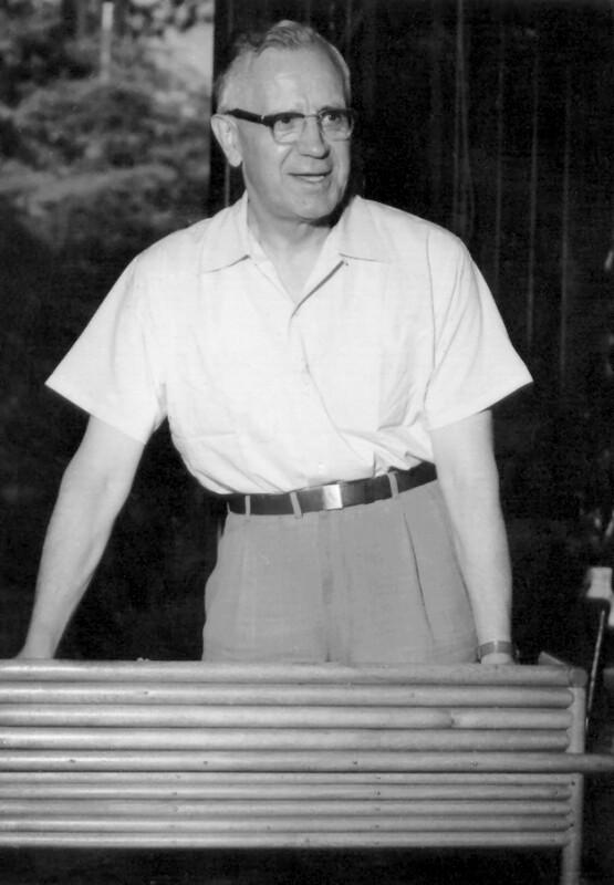 Mark Starr, New York 1959