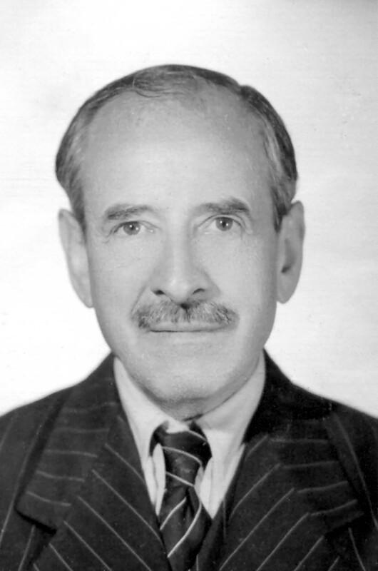 Francisco Azorin Izquierdo, Mexiko um 1955