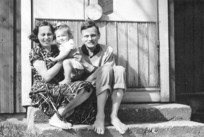Familie Tietti, Letku 1960