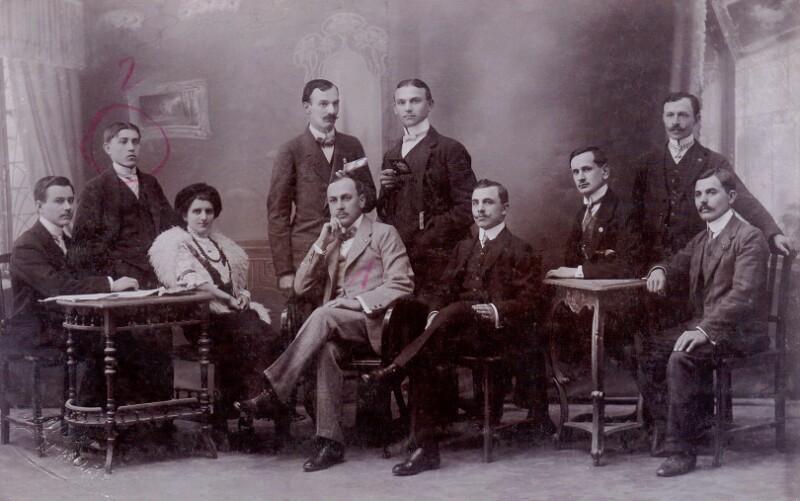 Esperanto-Kurs, Nagykörös 1912