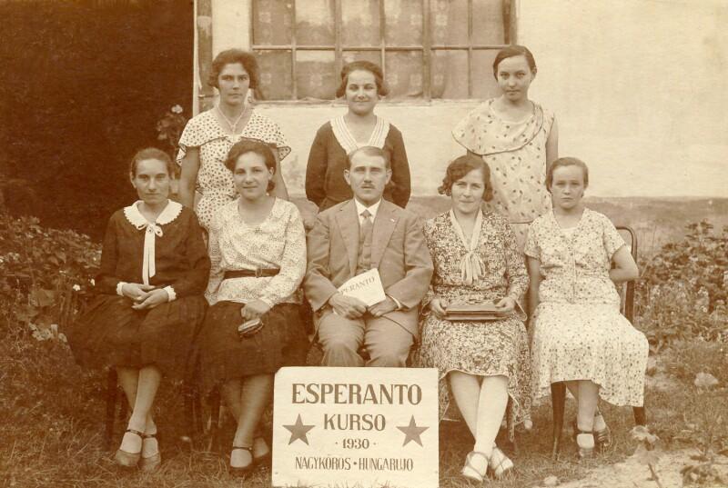 Esperanto-Kurs, Nagykörös 1930