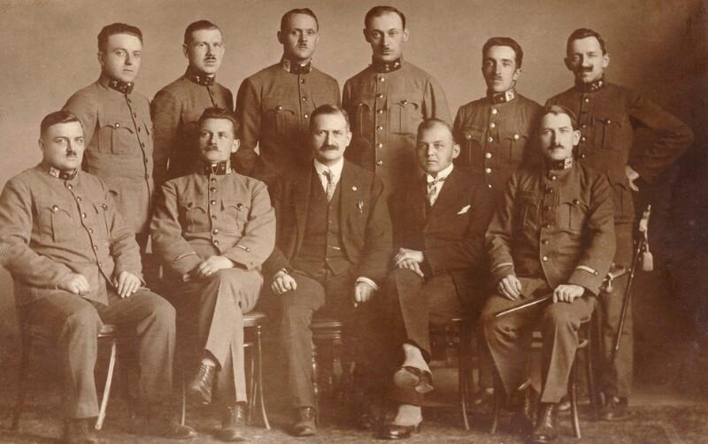 Polizei-Esperanto-Kurs, Wien 1926