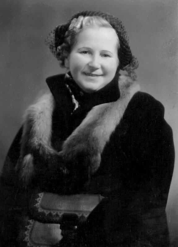 Helve Kiltschewskaja, 1956