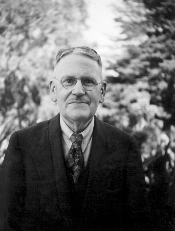 Charles Harold Briggs, um 1935