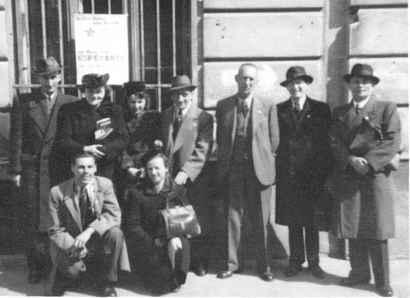 1. Generalversammlung des Österreichischen Esperanto-Verbandes nach dem 2. Weltkrieg, Wien 1946