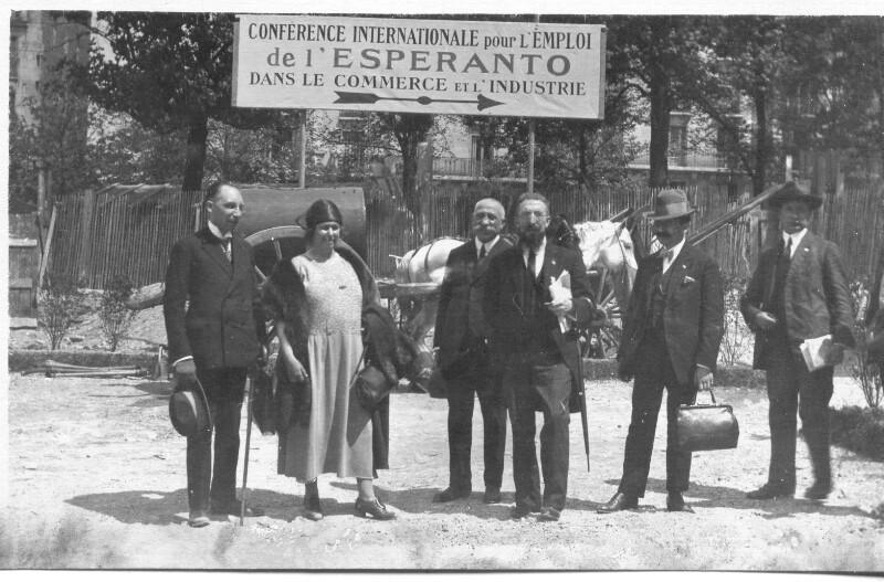 Internationale Esperanto-Konferenz, Paris 1925