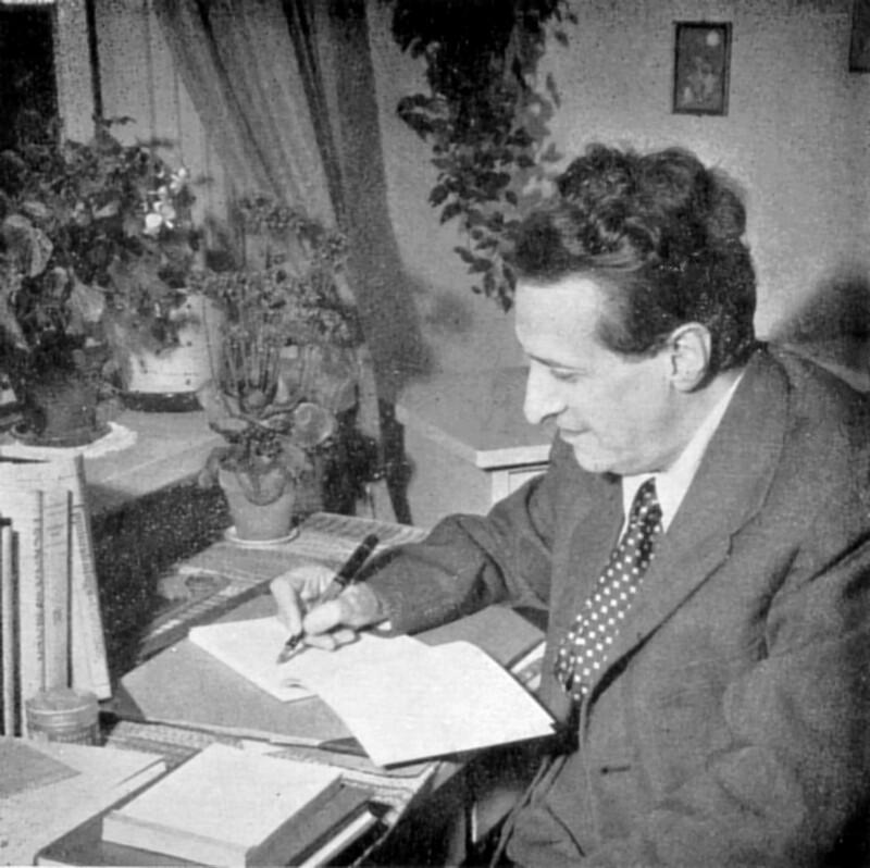 Ferenc Szilágyi, um 1960