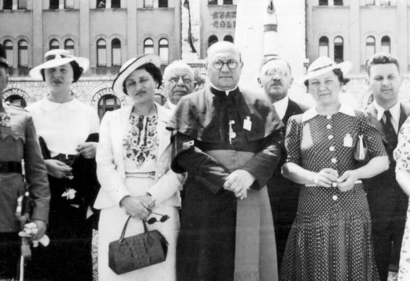Esperanto-Kongress, Ungarn um 1940