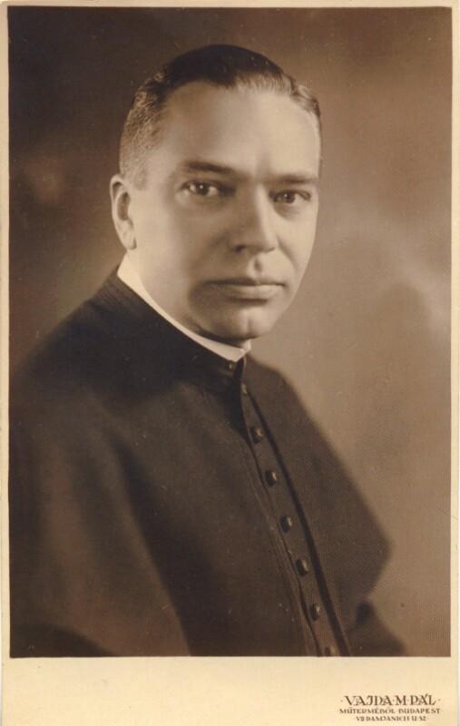 Andreo Cseh, um 1935