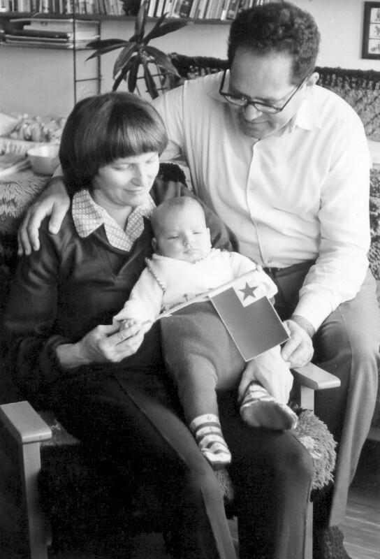 Familie Golden, 1975