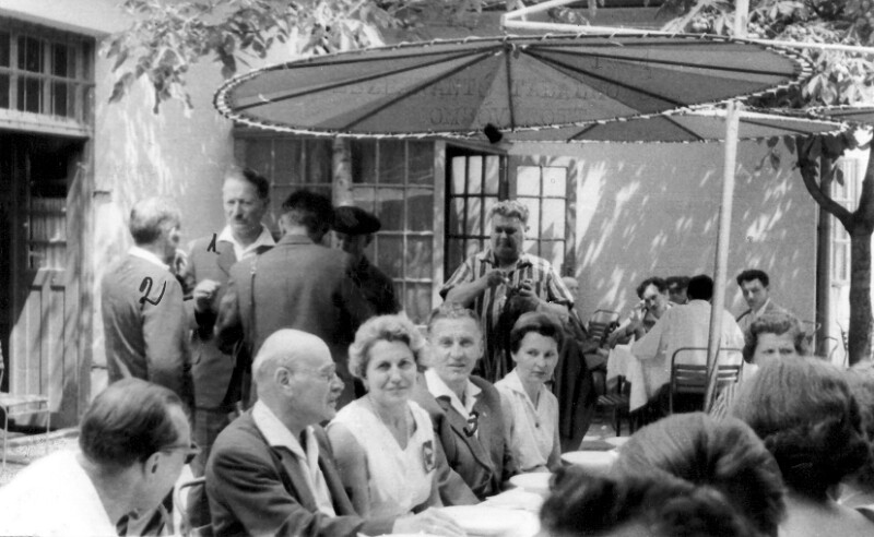 Ungarischer Esperantotag, Dombovar 1964