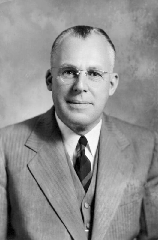 David W. M. Jenkins, Toronto um 1935